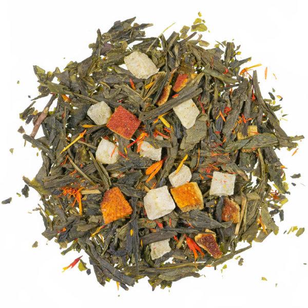 Dolce Tè verde alla prugna