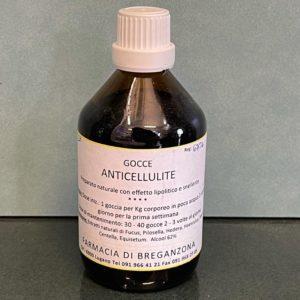 Gocce anticellulite
