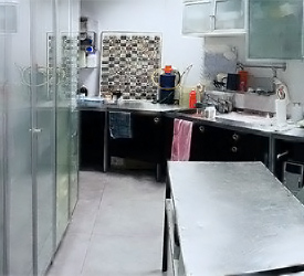 Laboratorio in sede
