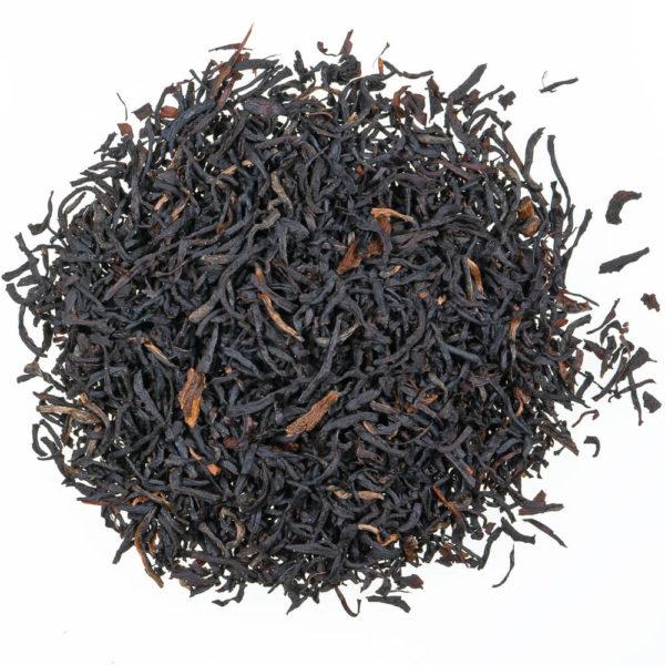 Tè nero al baccello di vaniglia