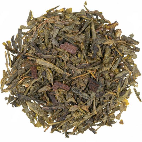 Tè verde alla vaniglia