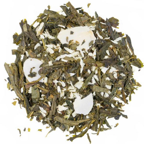 Tè verde alla mandorla