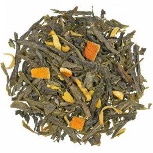 Tè Verde BIO all'arancia
