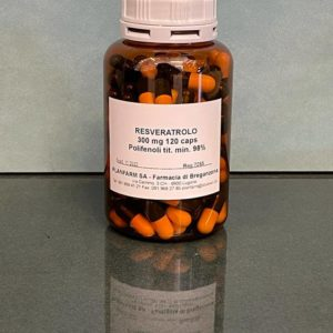 Resveratrolo 300 mg